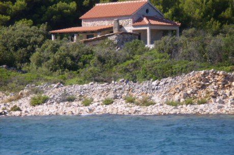 Secluded house Druce