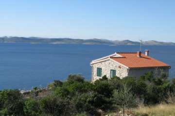 Holiday cottage Lovre, Island Pasman