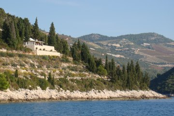Secluded Seafront Magical House Marica, Kremena