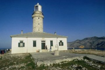 Lighthouse Struga, Island Lastovo