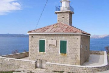 Lighthouse Sv. Petar, Makarska