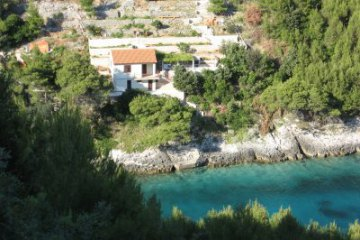 Holiday cottage Mirna uvala, Bay Defora - island Korcula