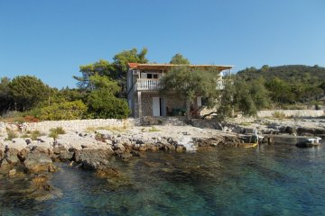 Secluded holiday house Tisina, foto 25