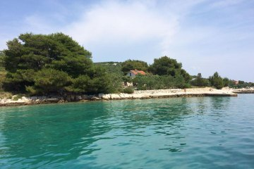 Secluded holiday home Karaka, Bay Vitane - island Pasman